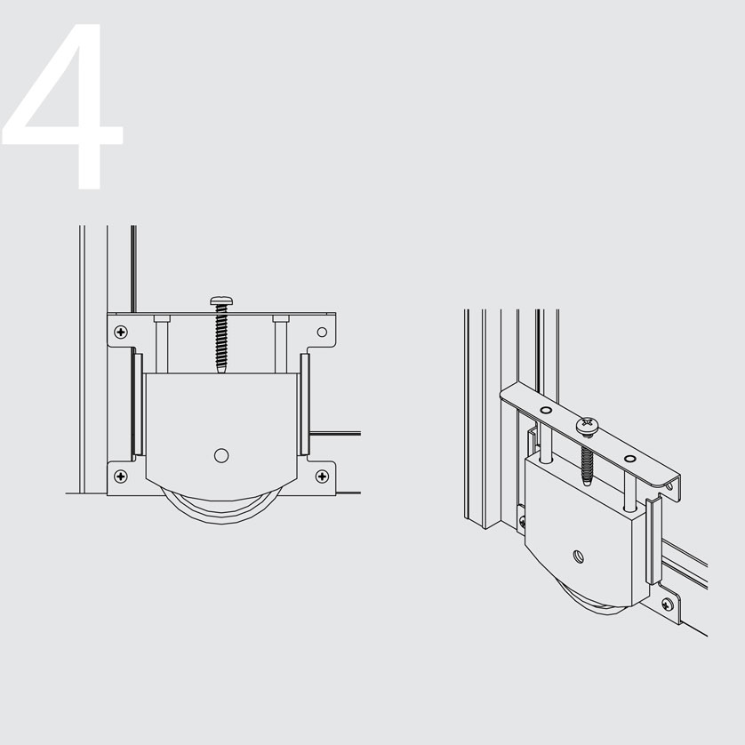 Sistema-4 assembly diagram 4